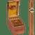 Baccarat Cigars Luchadores Natural 25 Ct. Box 6.00X43