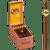Baccarat Cigars Churchill Maduro 25 Ct. Box 7.00X48