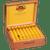 Baccarat Cigars Luchadores Natural Tubo 25 Ct. Box 6.00X44