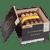 La Gloria Cubana Cigars Serie R No. 5 Natural (No Cello) 24 Ct. Box 5.50X54