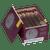 La Gloria Cubana Cigars Spanish Press Robusto 20 Ct. Box 5.50x50