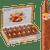 La Gloria Cubana Cigars Torpedo #1 Natural 25 Ct. Box 6.50X52