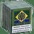 CAO Cigars Brazilia Mini 5/20 Packs 5.00X20
