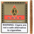 CAO Cigars Gold Label Mini 5/20 Packs 5.00X20