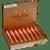 Macanudo Cigars Gold Label Crystal Tubos 8 Ct. Box 5.50X50