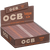 OCB Unbleached Papers Virgin King Slim 24/32 Ct.