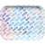 OCB Metal Rolling Tray Rainbow Large