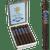 Don Pepin Garcia Cigars Original Demi-Tasse Petacas 6/6 Ct. Box