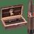 Deadwood Leather Rose Torpedo Cigars 24 Ct. Box
