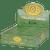 JOB Organic Hemp Cigarette Paper Slim 24Ct