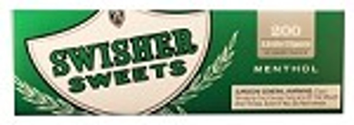Swisher Sweets Little Cigars Menthol King Hard Pack