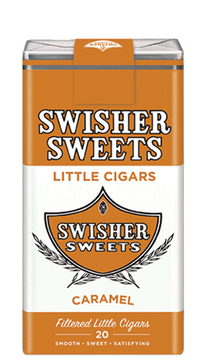 Swisher Sweets Little Cigars Caramel
