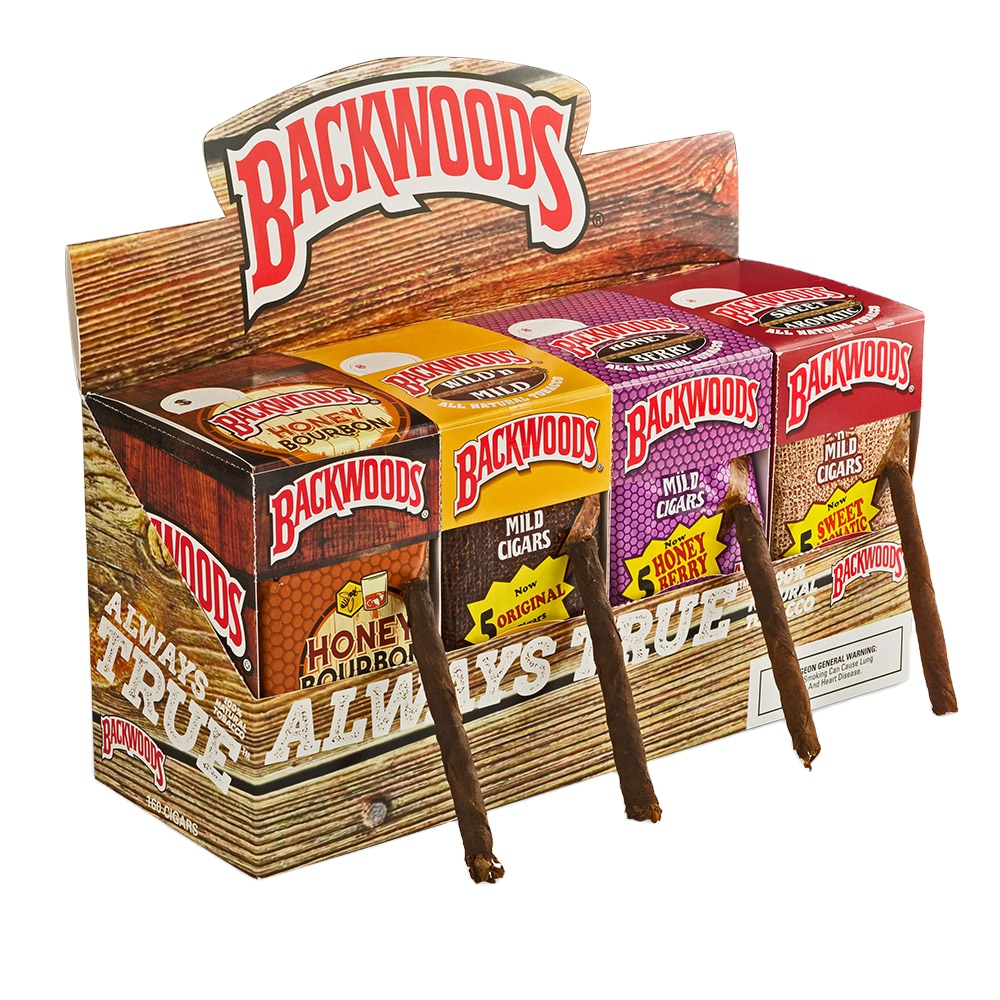 How Much Does a Whole Box of Backwoods Cost