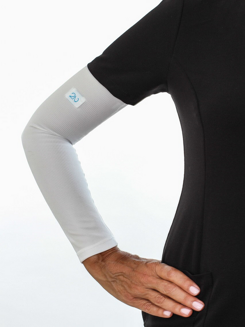 New White Comfort Sleeves  -  Free shipping on all accessories