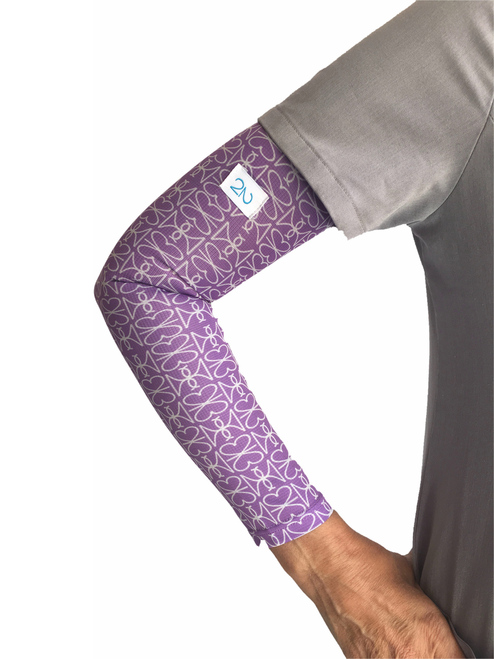 New Purple Comfort Sleeves