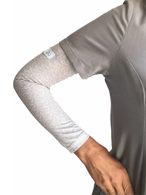 New Grey Comfort Sleeves  - Infection control accessories reduced 50% to help during the COVID-19 crisis.  Price :$11 and $3 shipping -All Sales Final