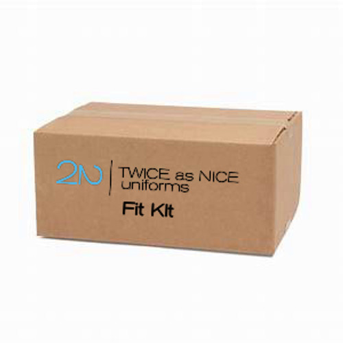 Fit Kit Shipping Fee's - In the space provided below please tell us the sizes the people in your office generally wear.