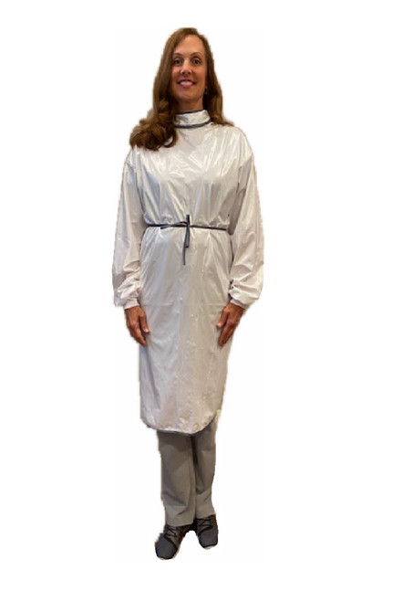 Unisex Isolation Gown (McKenzie Style) Ships Mid to Late June