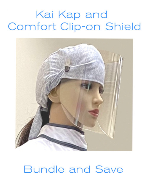 Kai Kap and Comfort Shield Combo - Bundle and Save $44.50-$48.50