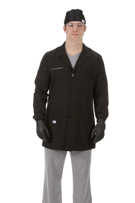 Men's Dental Jacket (Clyde Style)