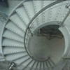Silver Grey Granite Paving Staircase
