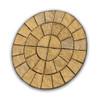 Cathedral Paving Circle 1.8m Barley