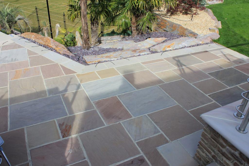 Calibrated Beige Sandstone