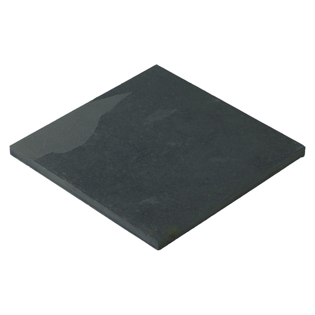 Natural Black Slate Paving Wet