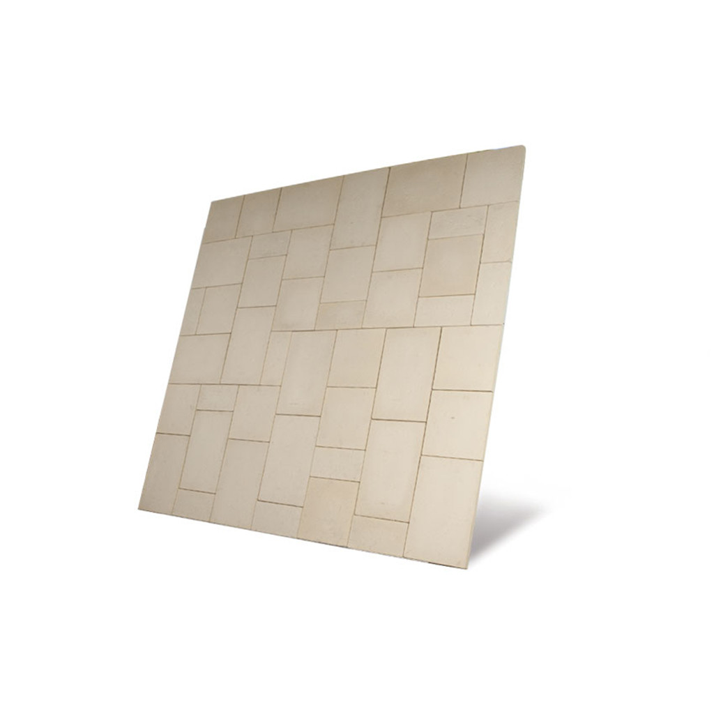 Baroque Paving 5.76m2 Pack in Limestone