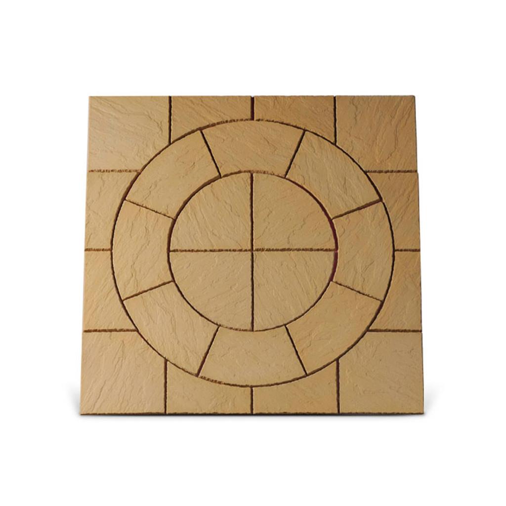 Chalice Circle 3.24m² Kit Mellow Gold