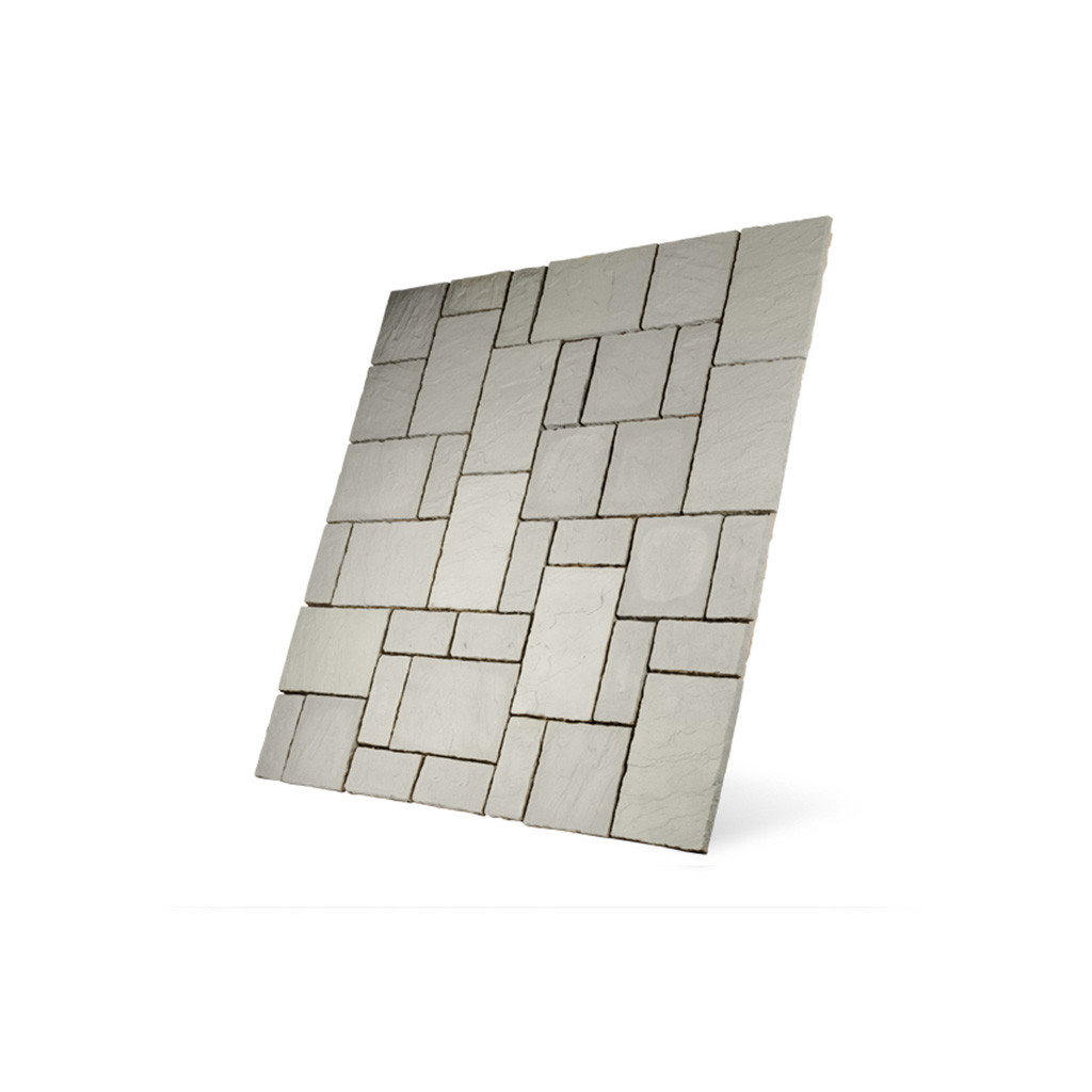 Cathedral Paving 7.29m² Pack Weathered York