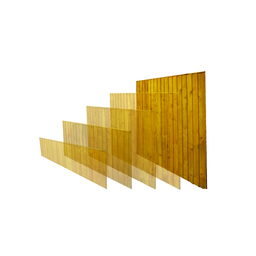 6 Ft vertical Fence Panel