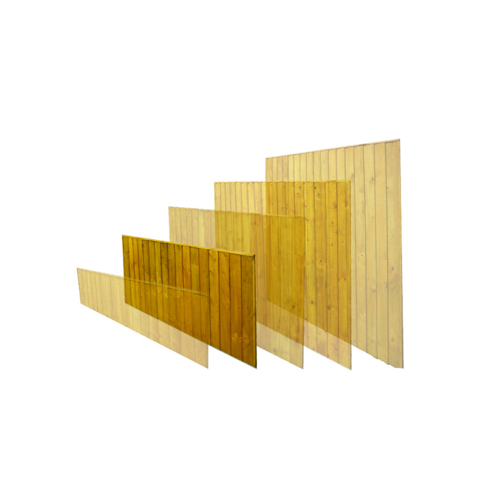 3 Ft vertical Fence Panel