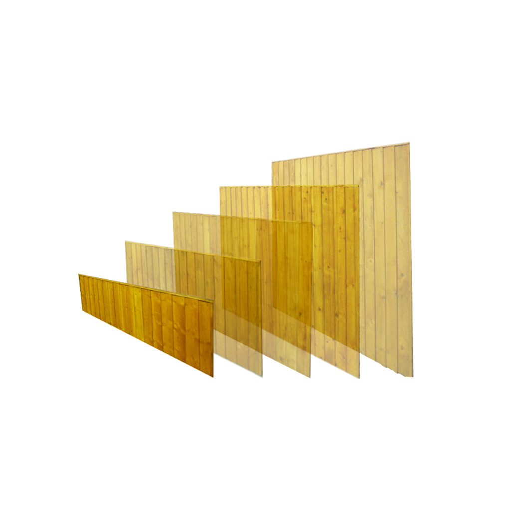 2 Ft vertical Fence Panel