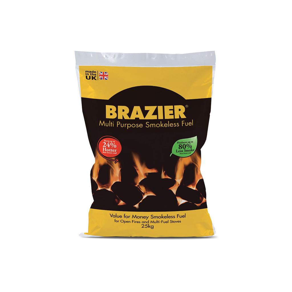 Brazier Coal Bag
