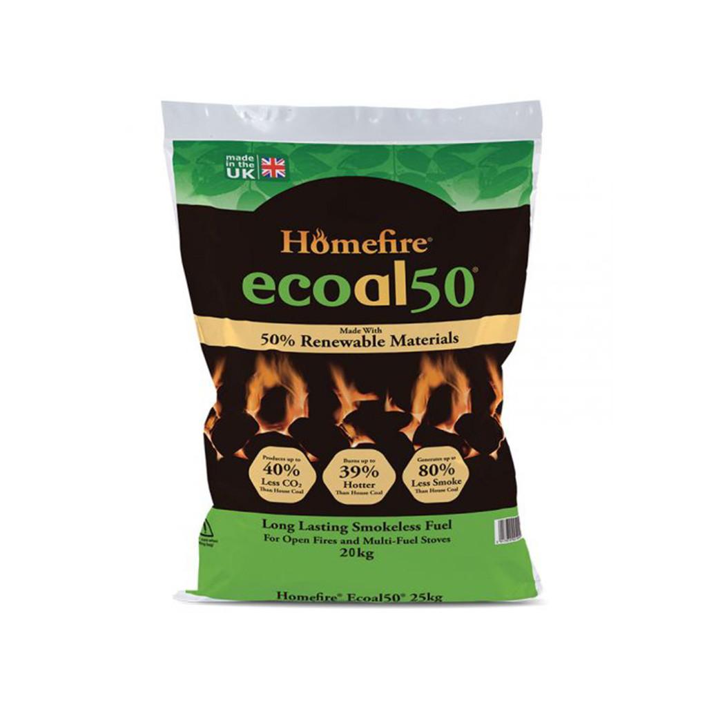 E-coal Smokeless Fuel Bag