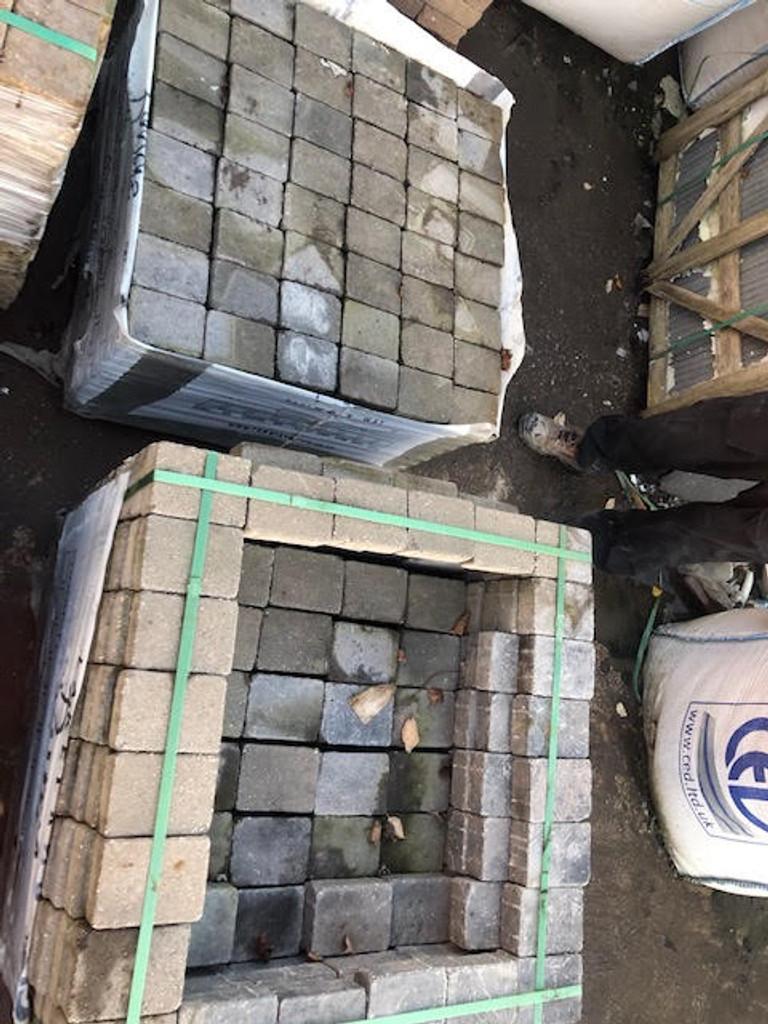 Derwentstone Ash Cobble  15.5m²