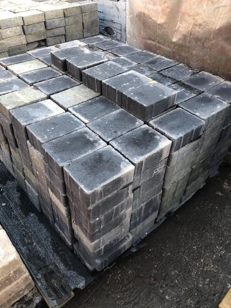 Kendalstone Charcoal Cobble 6.25m²