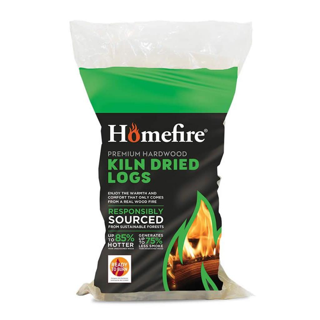 Homefire Kiln Dried Hardwood Logs - Dinky Bag