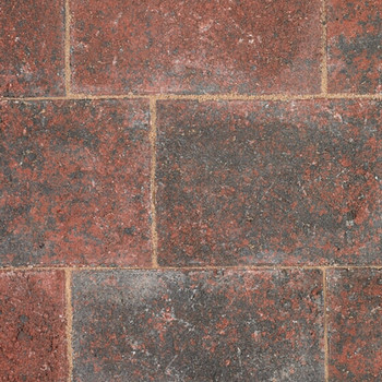Lakeland Kendalstone Brindle Block Paving