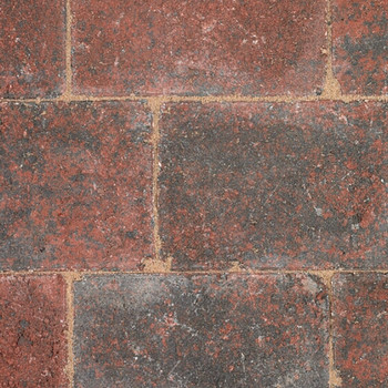 Lakeland Derwentstone Brindle Block Paving