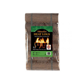 Homefire Shimada Heatlogs Bag of 12