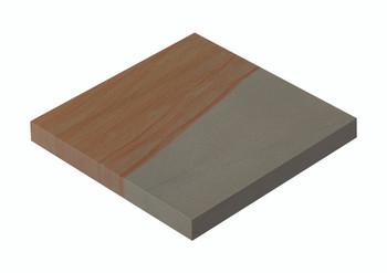 Tudor Sandstone paving Wet