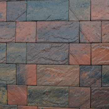Burnt Sunset Windermere Block Paving