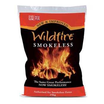 Wildfire Smokeless Fuel 25kg Bag