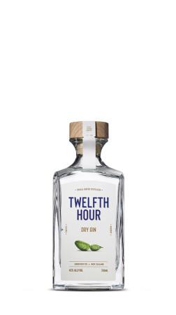 Twelfth Hour Dry Gin (700mls)