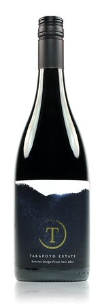 Takapoto Bannockburn Pinot Noir Central Otago New Zealand