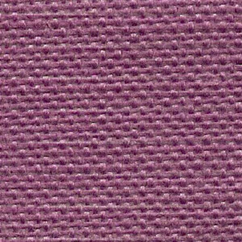 Blackberry Solid Color Cross Stitch Fabric
