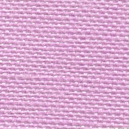 Azalea Pink Solid Color Cross Stitch Fabric