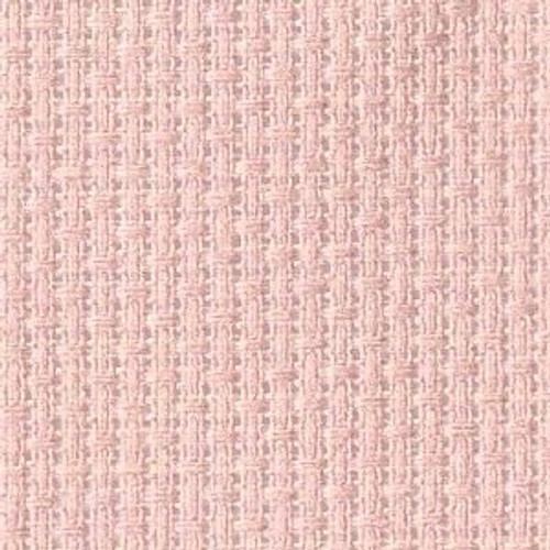 Ballet Slipper Solid Color Cross Stitch Fabric
